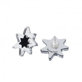 Серьги Silver Stars