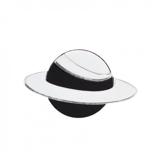 Брошь Planet Saturn