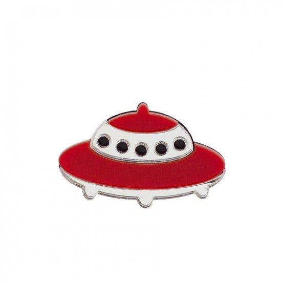 Брошь UFO