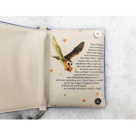Сумка-книга с любой обложкой (кожа)