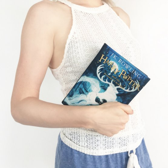 Клатч-книга Гарри Поттер (мини)