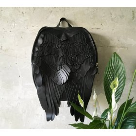 Рюкзак Крылья черные