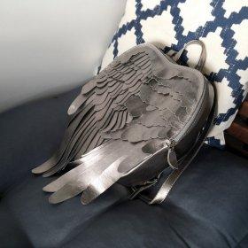 Рюкзак Крылья серебряные