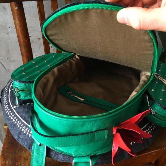 Рюкзак Цветущий Кактус