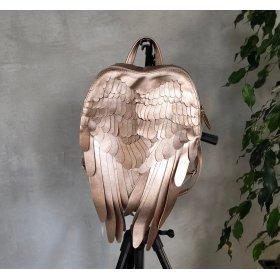 Рюкзак Крылья золотые