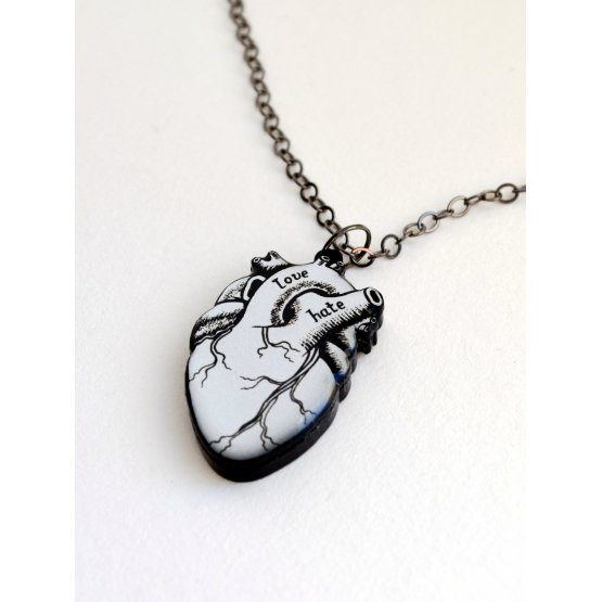 Кулон Сердце мини
