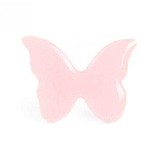 Брошь бабочка Color Splash