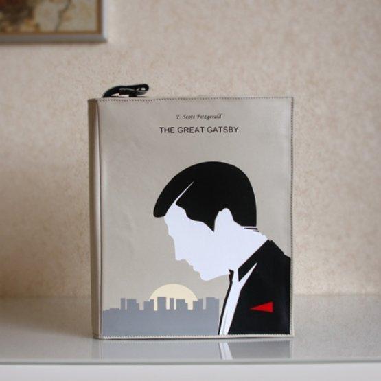 Сумка-книга Великий Гэтсби