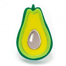 Брошь Авокадо