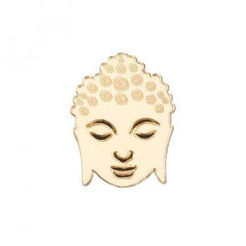 Брошь Будда малая