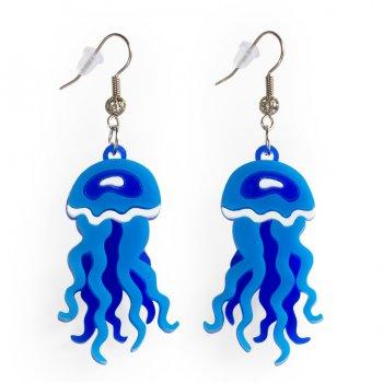 Серьги Медузы